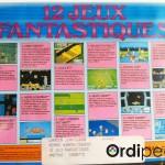 12 jeux fantastiques CPC