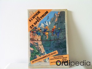 A l'affiche le ZX Spectrum
