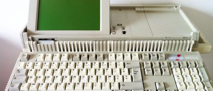 Amstrad PPC512