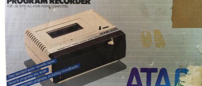 Lecteur Atari 1010