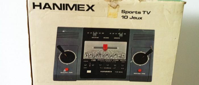 Hanimex tvg-8610