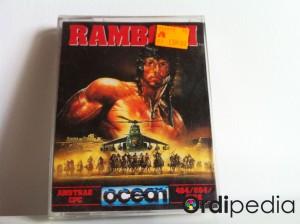 Amstrad CPC Rambo III