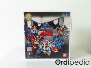 SD Gundam – Daizukan