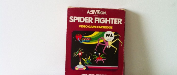 Atari Spider Fighter