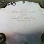 Facit ci-13 plaque