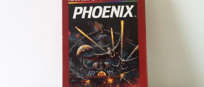 Phoenix sur Atari 2600