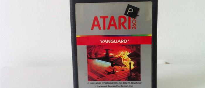 Vanguard sur Atari 2600