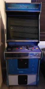 Borne d'arcade Jeutel