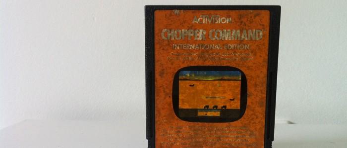 Chopper Command international edition