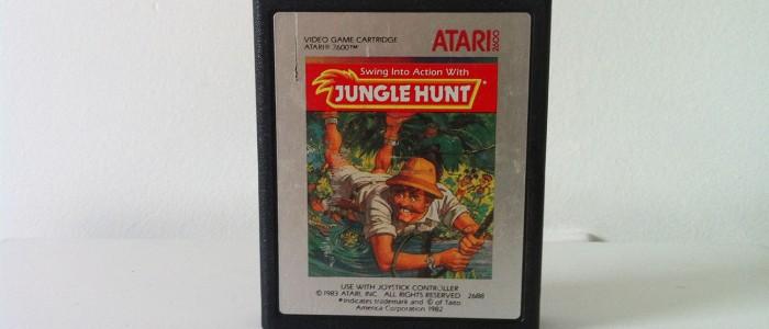 Jungle Hunt Atari