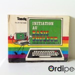 Tandy - initiation au Basic couleur