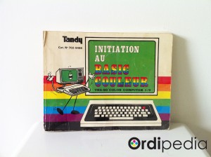 Tandy – initiation au Basic couleur