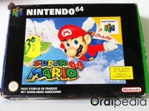 Super Marion 64