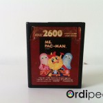 Ms. Pac Man Atari 2600