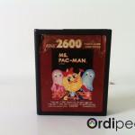 Ms. Pac Man Atari 2600