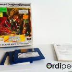 Dragons of flame Atari ST