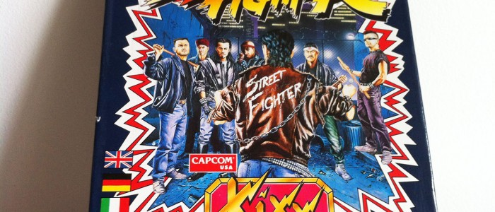 Street Fighter Atari ST