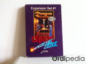 Dungeon master Expansion Set #1