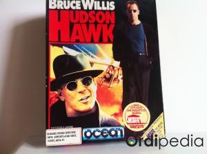 Hudson Hawk sur Atari ST