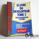Le livre du développeur sur Atari ST 2