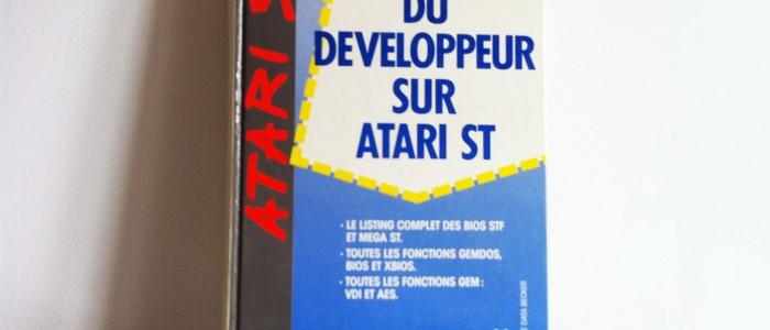 Le livre du développeur sur Atari ST