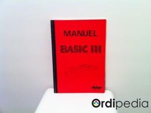 Manuel Basic III