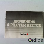 Apprenons à piloter Hector