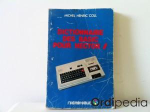 Dictionnaire du Basic Hector