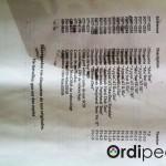 Liste contenu AppleCAT
