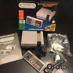 Console Nintendo NES Classic Mini 30 jeux inclus