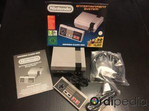 Nintendo NES mini Classic 30 jeux