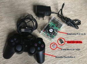 Recalbox mémoire supérieure à 32Go