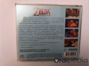 Zelda cdi back