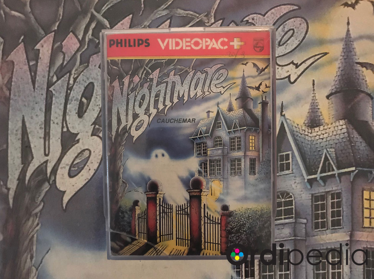 Videopac 53 - Nightmare