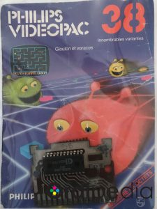 videopac prototype voraces et gloutons